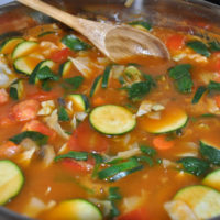 Autumnal Vegetable Soup