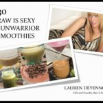 Get a copy of my Smoothie E-book!