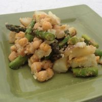 Asparagus Potato Salad