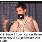 Man Cures Cancer with Raw Food Vegan Diet