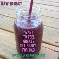 10 Day Cleanse with Cleanse America!