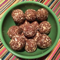 Chocolate Power Balls